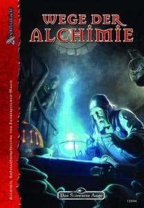 Cover Wege der Alchimie