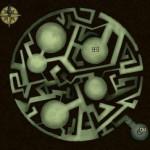 Dungeonkarte von Hannah Möllmann