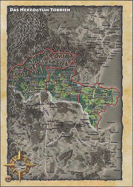 Dsa Karte Bornland.Der Aventurische Atlas Xeledons Spottgesang
