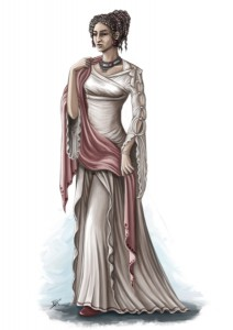 Diana Rahfoth - Arieana von Shoy'Rina