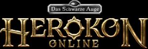 Herokon online und DSA Logo