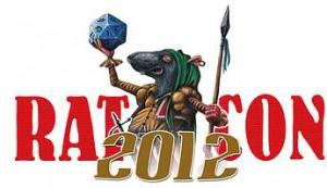 RatCon 2012 Logo
