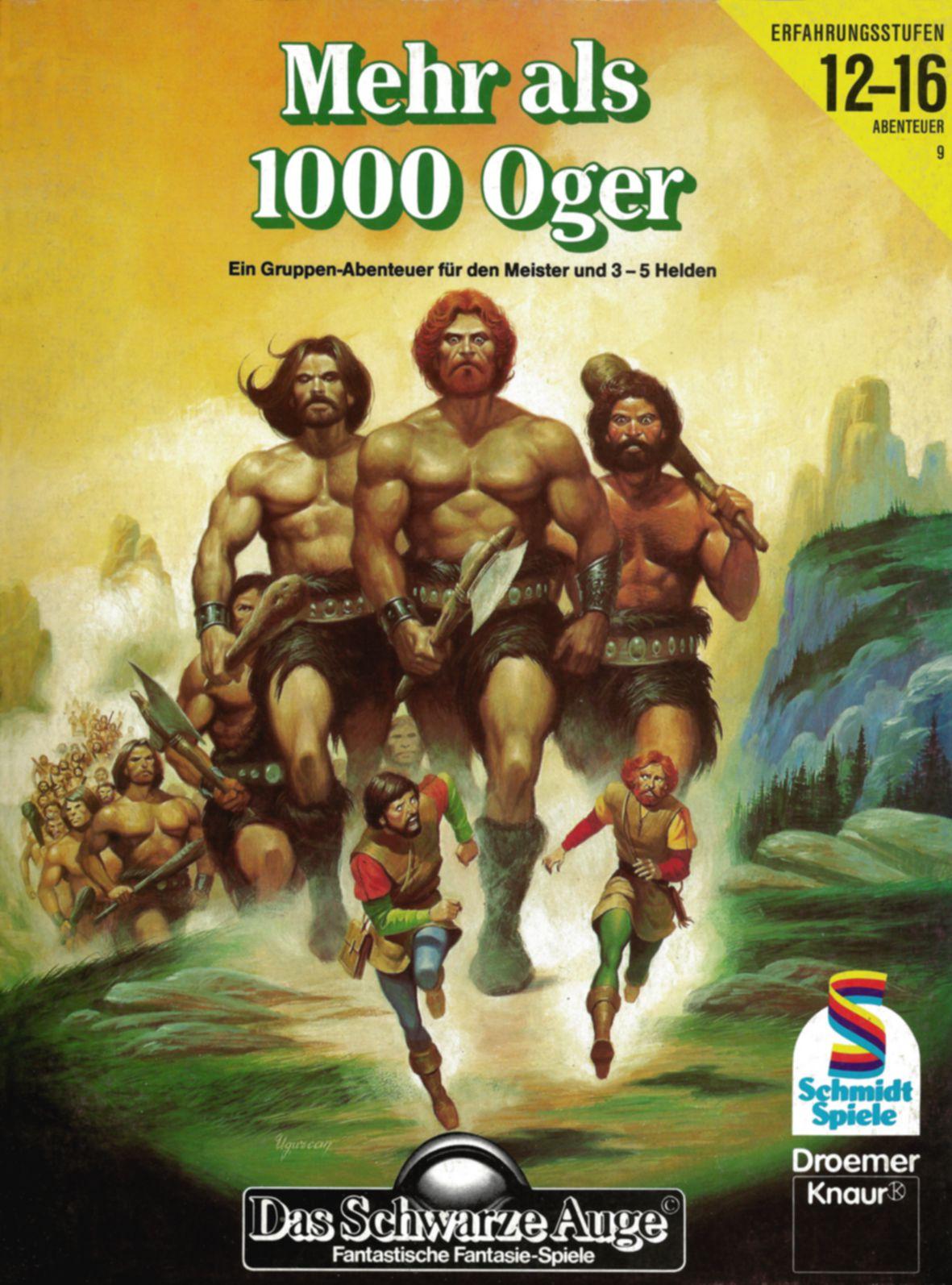 """Cover von A9 - """"Mehr als 1000 Oger"""""""