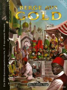 "Cover von A121 - ""Berge aus Gold"""