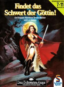 """Cover von A28 """"Findet das Schwert der Göttin!"""""""
