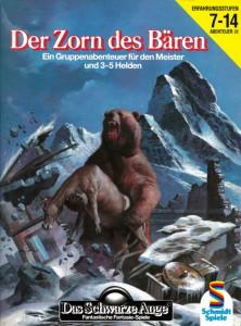 """Cover von A32 """"Der Zorn des Bären"""""""