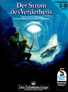 Cover der ersten Auflage vom Strom des Verderbens