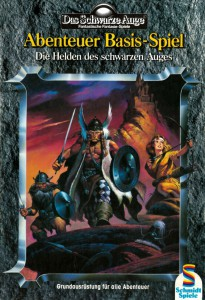 Das Cover des DSA 3 Abenteuer Basis-Spiels.