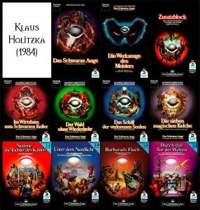 Cover von Klaus Holitzka