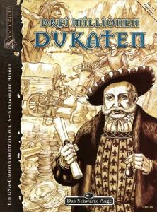 Stover, der alte Pfeffersack, 3.000.000 Dukaten schwer (2004).