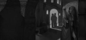 'Nächtliche Verfolgung' (Nele Klumpe)