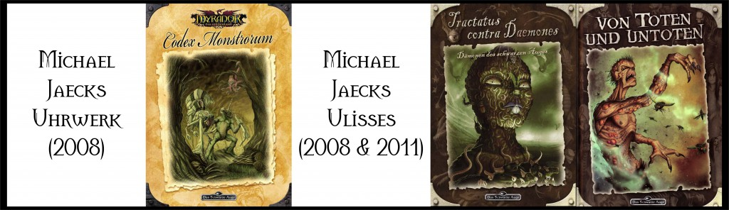 Monster, Mumien, Mutationen: Michael Jaecks (2008, 2011).