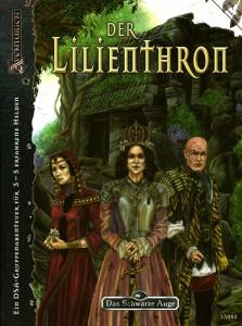 Der Lilienthron Cover Mia Steingräber