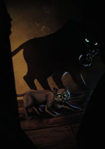Die Katze hat ein dunkles Geheimnis: Der Asarjaban-Ring ()