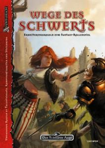 Frau Thorwaler bestätigt: Der Pinsel ist mächtiger als das Schwert (2007).