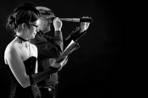 Judith & Christian Vogt - Steampunk