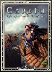 Gareth - Kaiserstadt des Mittelreichs Cover Anna Steinbauer