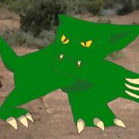Tyrannosaurus Dot (Feyamius)