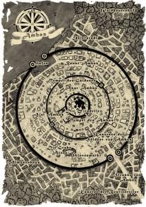 Amhas - die Stadt ist eine Scheibe! (von N.N.)