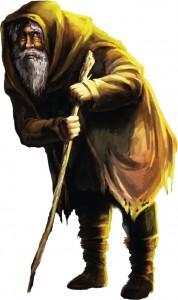Ein namenloser Bettler... nennen wir ihn Alrik (von N.N.).