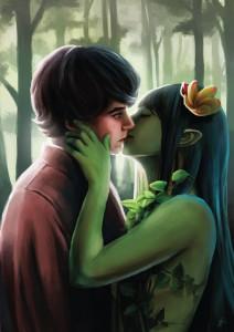 Der Kuss der grünen Fee - ganz ohne Zucker (von Jenny Harder).