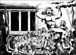 Im Zeichen der Götter - Tage des Sieges - Gloria Manderfeld