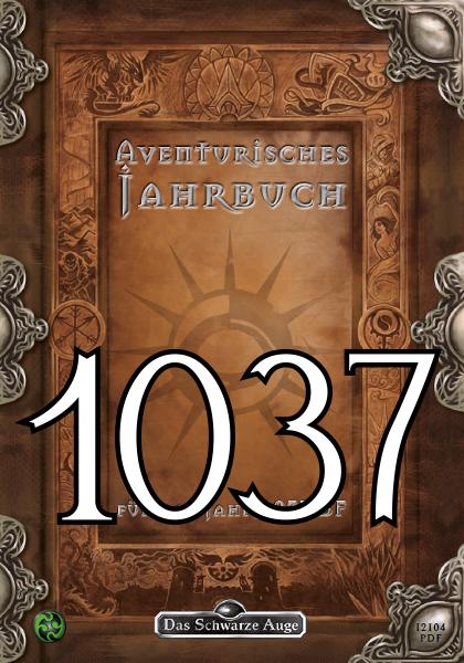 Aventurisches Jahrbuch 1037 BF