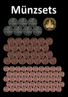 DSA-Münzsets von Salaza und Vibarts Voice