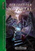Der Gott der Xo'Artal - Grüne Hölle III von Cifer