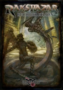 Rakshazar Buch der Helden Cover