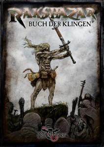 Rakshazar Buch der Klingen Cover