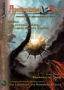 Aventurischer Bote 158 Cover Tristan Denecke