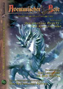 Aventurischer Bote 159 Cover