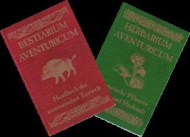 Bestiarium & Herbarium Aventuricum Cover