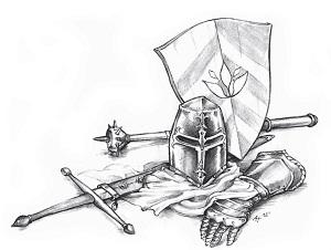 Klingentänzer Rüstzeug