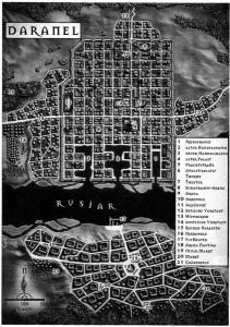 Der Stadtplan (von NN).