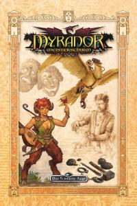 Meisterschirm Myranor Cover