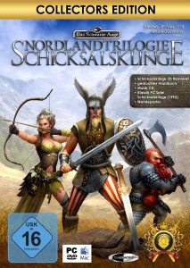 Die Schicksalsklinge 2013 Collectors Edition Cover