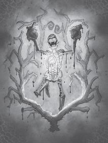 Kann Spuren von Wahnsinn enthalten - die Rune des Tairach (von NN). Und jetzt schnell weggucken!
