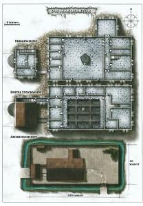 Karte Magofaktur
