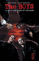 Garth Ennis_The Boys