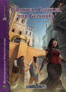 Granden, Gaukler und Gelehrte Cover Verena Schneider