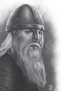 Die Traditionalisten sterben aus: Thorwulf Algrimmsson auf Alveranskommando in Paavi (von Marc Bornhöft).