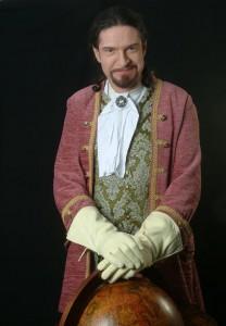 Hadmar von Wieser Porträt