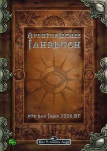 Aventurisches Jahrbuch 1036 BF Cover