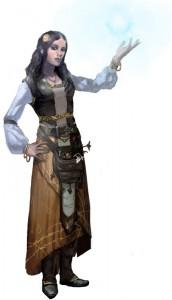 Charakterportrait von Aurelia.