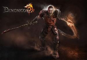 Mit Waffen und Blutmagie: Cairon (Bild von Noumena Studios)
