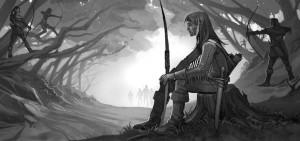 Pest oder Cholera - Orks oder Oblarasim. Manchmal ist das Leben eines Elfen nicht leicht. Von NN.