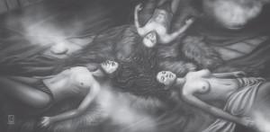 Drei Orakel zum Preis von einem: Karrzeq liefert Informationen zur Austreibung des Dämons (von Elif Siebenpfeiffer)