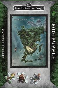Merchandising_Puzzle_Aventurienkarte